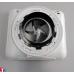 ETH1853 (EHT2) Приточный клапан в стену гигрорегулируемый расход воздуха 5-40 м³/ч, 3 режима работы, цвет по RAL 9003 (белый)