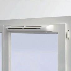 Клапан на окно ЕНА2 со стандартным козырьком и установкой