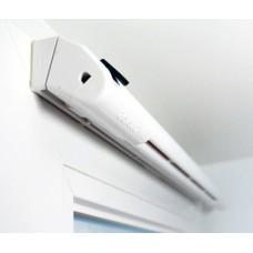 Клапан на окно EMM со стандартным козырьком и установкой