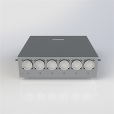 DX HUB 6  Распределительный блок для активного притока воздуха
