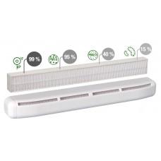 AirFILTER приточный оконный клапан с фильтром до 30 м³/ч (арт. 11011581)