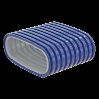 BlauFast OK 52/50 воздуховод овальный пластиковый 50 м