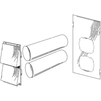 MS2 FRESHBOX 60 - Монтажный комплект