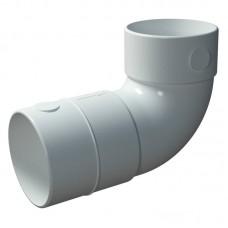 BlauFast RB 75 отвод пластиковый d=78 мм