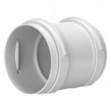 BlauFast RM 75 муфта круглая с замками пластиковая