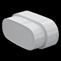 BlauFast OKP 52/60 заглушка воздуховода 117×52 мм.