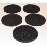 FRÄNKISCHE profi-air Фильтр COMPACT, цвет черный, материал: нетканое полотно (арт. 78312692)