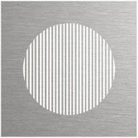 Starline LINE COMPACT, дизайнерская решетка profi-air ® шлифованная нержавеющая сталь (арт. 78312663)