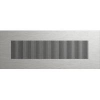 Starline LINE дизайнерская решетка profi-air ® нержавеющая сталь