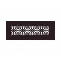 Starline PYRAMID дизайнерская решетка profi-air ® темная бронза