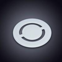Starline SHAPE CIRCLE дизайнерская решетка profi-air ® стекло белоснежное (арт. 78312661)