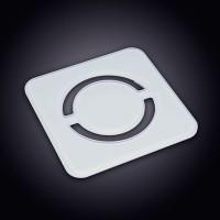 Starline SHAPE COMPACT дизайнерская решетка profi-air ® стекло белоснежное (арт. 78312660)