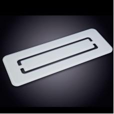 Starline SHAPE BUSINESS дизайнерская решетка profi-air ® стекло белоснежное (арт. 78300660)