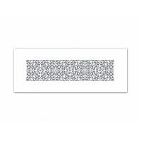 Starline FLORA дизайнерская решетка profi-air ® белая (арт. 78300668)