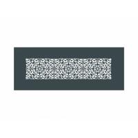 Starline FLORA дизайнерская решетка profi-air ® антрацит (арт. 78300669)