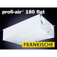 FRÄNKISCHE profi-air 180 flat Вентиляционная установка с рекуперацией тепла (арт. 78305718)