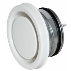 FRÄNKISCHE profi-air Тарельчатый клапан вытяжной profi-air, белый цвет, Ø 125 мм. (арт. 78312620)