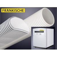 FRÄNKISCHE profi-air воздуховод 132x52 мм, в штангах по 3 м. (арт. 78313201)