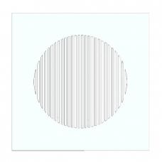 Starline LINE COMPACT, дизайнерская решетка profi-air ® белая, RAL 9016 (арт. 78312662)