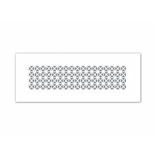 Starline PYRAMID дизайнерская решетка profi-air ® белая (арт. 78300664)