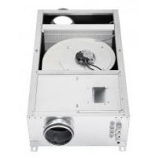 ALB EC 125 EH Приточно-вытяжная установка с электронагревателем и воздушный фильтр 1-фазный, 230В (арт. 6808)