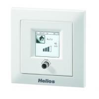 KWL-BEC Удобный пульт управления вкл. недельный таймер, версия для скрытого монтажа для Helios easycontrols (арт. 4263)