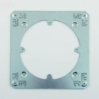 XD комплект Healthbox Gyproc Ø125, для гипсокартона, про-во Бельгия (арт. 801190)