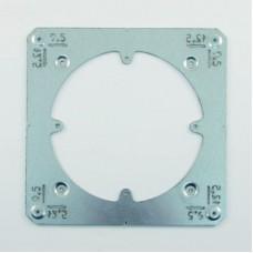 XD комплект Healthbox Gyproc Ø80 мм., для гипсокартона, про-во Бельгия (арт. 66031622)