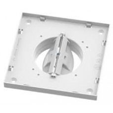 XD Рамка для решетки Ø125 - 174 x 174 мм. (с регулируемым зазором), белая, про-во Бельгия (арт. 801188)