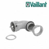 Vaillant угловой соединитель 90° для воздуховода Ø 90/75 мм. (арт. 0020180876)