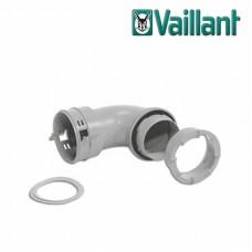 Vaillant VАZ-В75 угловой соединитель 90 ° для воздуховода Ø 75/62 мм (арт. 0020176829)
