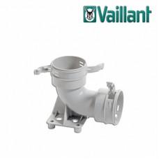 Vaillant VAZ-B75 колено на 90° с монтажным основанием для воздуховода Ø 75/62 мм (арт. 0020176830)