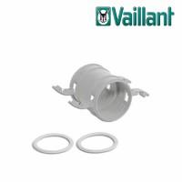Vaillant соединительная муфта для воздуховода Ø 90/75 мм. (арт. 0020180879)