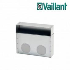 Vaillant VAZ-B прямоугольный адаптер 335 x 95 внутристенный, 2x75 или 2х92, сталь (арт. 0020180834)