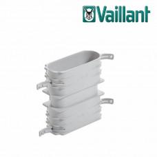 Vaillant VAZ-F52 соединительная муфта для воздуховода Ø 52 х 132 мм. (арт. 0020180839)