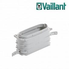 Vaillant VAZ-F52 соединительный адаптер прямой для воздуховода Ø 52 x 132 мм. (арт. 0020180840)