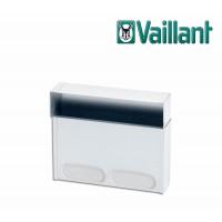 Vaillant VAZ-F52 прямоугольный адаптер 335 x 95 внутристенный, 52 x 132 мм., сталь (арт. 0020180848)