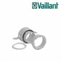 Vaillant соединительный адаптер прямой для воздуховода Ø 90/75 мм (арт. 0020180875)