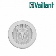 VAZ-G125 Решетка с лого, белая (арт. 0020197689)