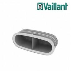 Vaillant заглушка 52 x 132 мм для низкопрофильных воздухораспределителей / коллекторов (10 шт.) (арт. 0020231944)