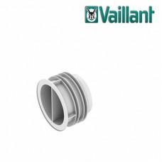 Vaillant заглушка для соединительных элементов круглая Ø 75/62 мм для низкопрофильных воздухораспределителей / коллекторов (10 шт.) (арт. 0020231946)