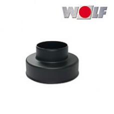 ISO-Труба переход DN180/125 для вентиляционной установки CWL (арт. 2575795)