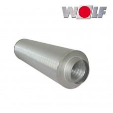 Wolf Шумоглушитель для CWL DN125 длина 1000 мм. с 50 мм. изоляцией (арт. 2575812)