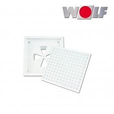Wolf Диффузор вытяжной кухонный с решеткой и жировым фильтром G3 (арт. 2575834)