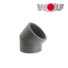 ISO-Угол DN180 45° без крепления (арт. 2576014)