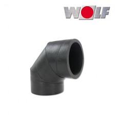 ISO-Угол DN160 90° без крепления (арт. 2577363)