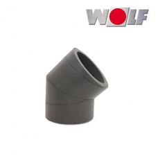 ISO-Угол DN160 45° без крепления (арт. 2577364)