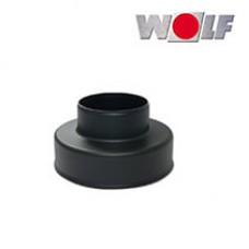 ISO-Труба переход DN180/160 для вентиляционной установки CWL (арт. 2577463)