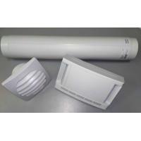EHT 816 Комплект стенового приточного клапана EHT 780 + AEA 778 + воздуховод 0,5 м.