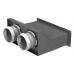 BlauFast RPW 200х55/63х2 M пленум настенный металлический